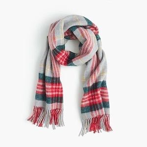 J. Crew Brushed Wool Scarf